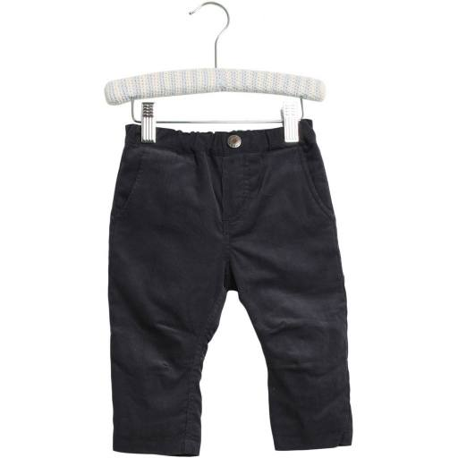 "Wheat - Trousers ""Willum"", dark blue"
