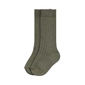 My little Cozmo - Socken ''Cotton Rib'', khaki