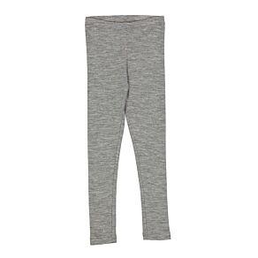 "Merino-Leggings ""Wool Leggings"", melange grey"