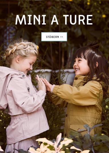Bio-Kinderkleidung von Mini a Ture