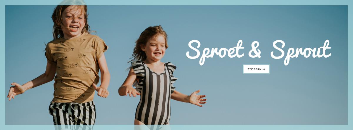Sproet & Sprout ist da