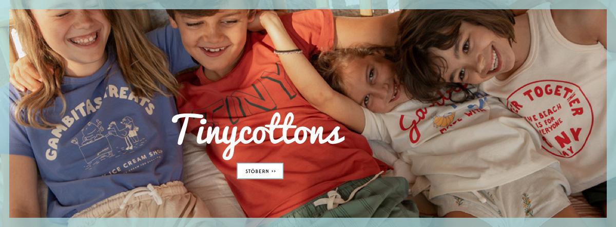 Tinycottons ist da
