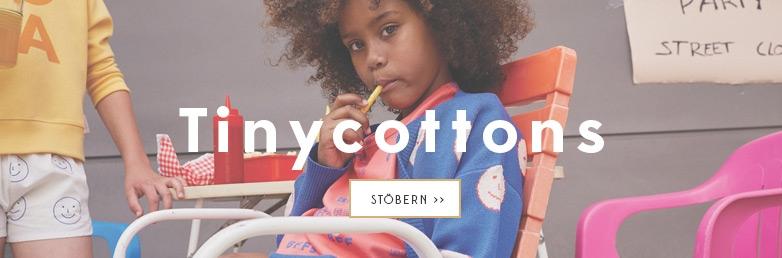 Kinderkleidung von Tinycottons