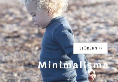 Bio-Kinderkleidung von Minimalisma