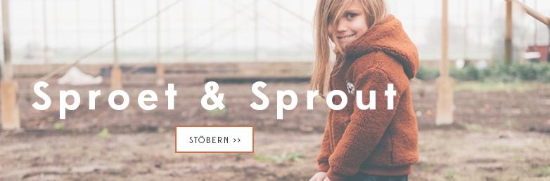 Kinderkleidung von Sproet & Sprout