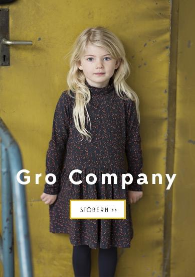 Baby- und Kinderkleidung von Gro Company