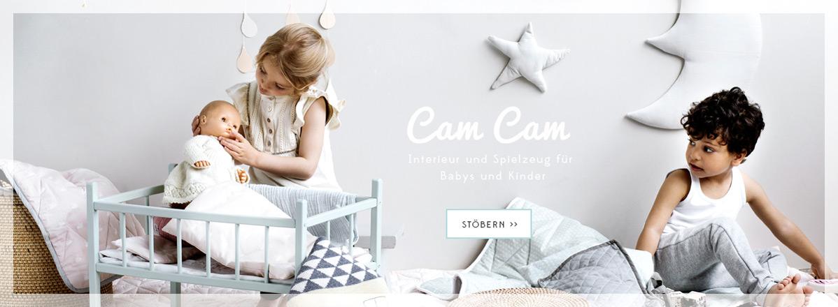 Cam Cam - Interieur für Babys und Kleinkinder