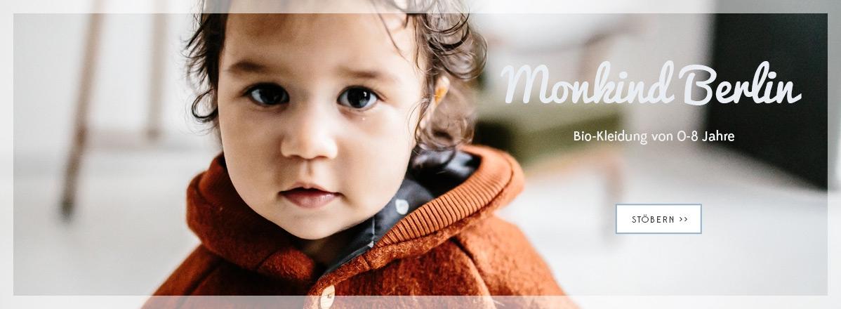 Kinderkleidung von Monkind